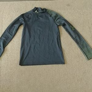 Underarmour coldgear fitted long sleeved T